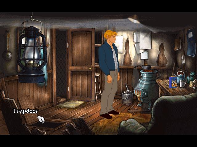 Pantallazo de Broken Sword: The Smoking Mirror para PC