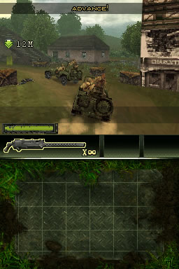 Pantallazo de Brothers In Arms DS para Nintendo DS