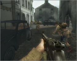 Pantallazo de Brothers in Arms: Earned in Blood para PC