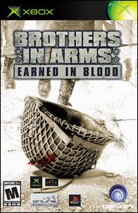 Caratula de Brothers in Arms: Earned in Blood para Xbox