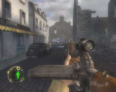 Pantallazo de Brothers in Arms: Earned in Blood para Xbox