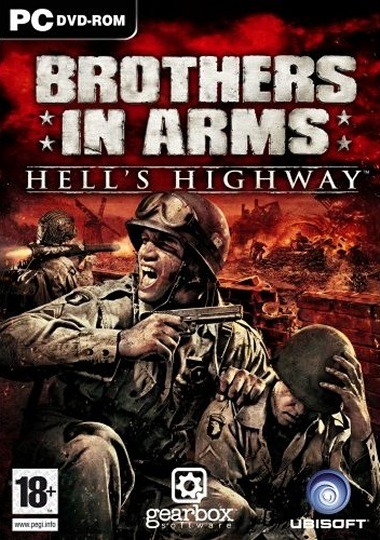 Caratula de Brothers in Arms: Hell's Highway para PC