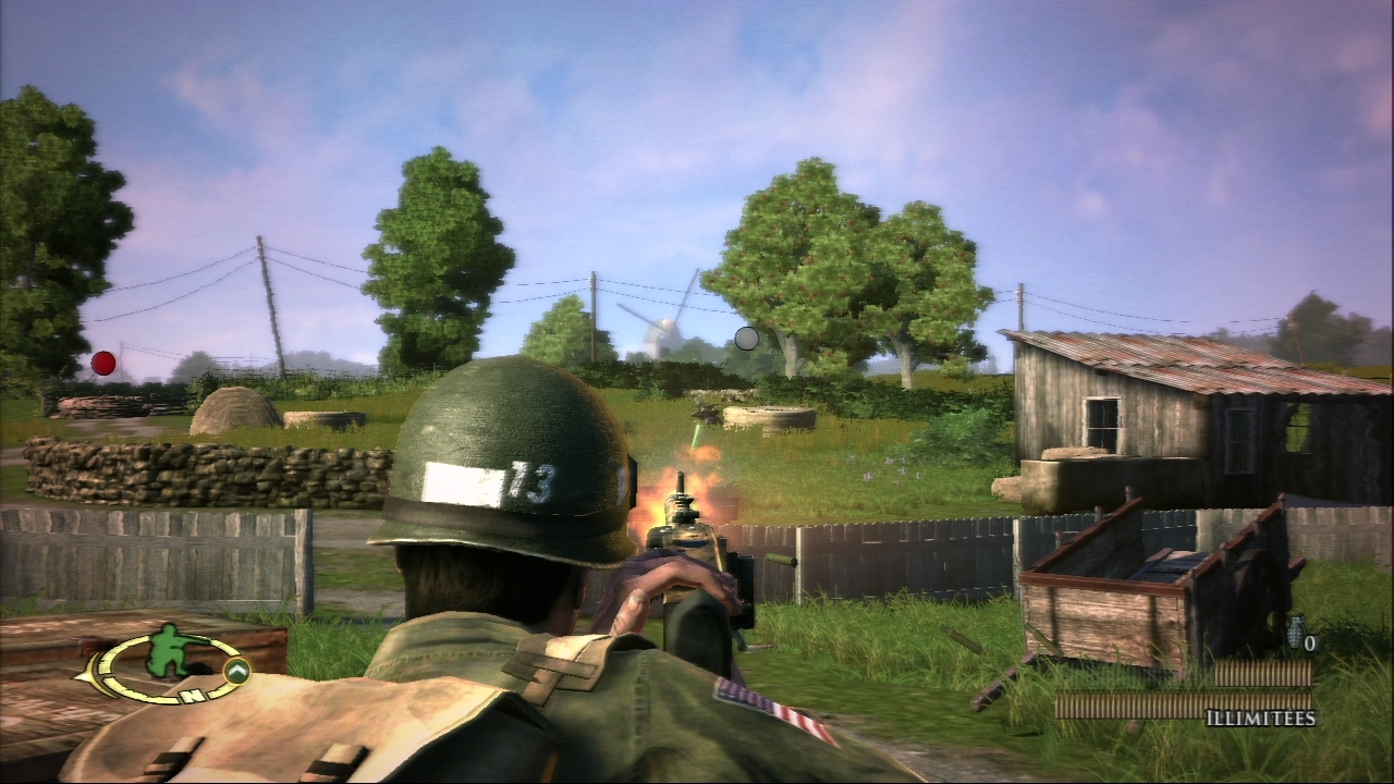 Pantallazo de Brothers in Arms: Hell's Highway para PlayStation 3