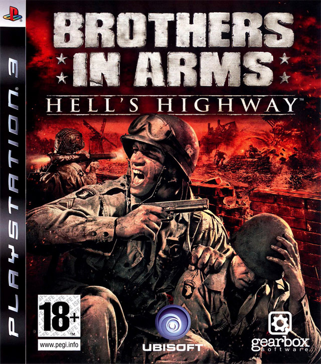 Caratula de Brothers in Arms: Hell's Highway para PlayStation 3