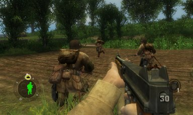 Pantallazo de Brothers in Arms: Road to Hill 30 para PC