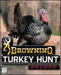 Caratula de Browning Turkey Hunt Deluxe para PC