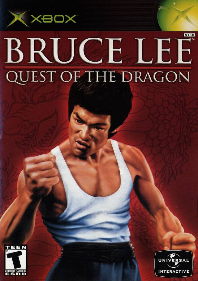 Caratula de Bruce Lee: Quest of the Dragon para Xbox