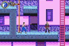 Pantallazo de Bruce Lee para Game Boy Advance