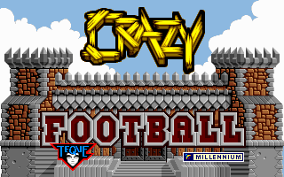 Pantallazo de Brutal Sports Football (a.k.a. Crazy Football) para PC