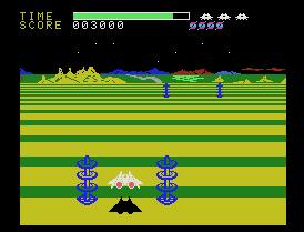 Pantallazo de Buck Rogers: Planet of Zoom para MSX
