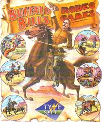 Caratula de Buffalo Bill's Wild West Show para Spectrum