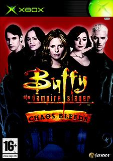 Caratula de Buffy the Vampire Slayer: Chaos Bleeds para Xbox
