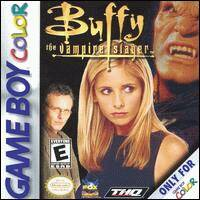 Caratula de Buffy the Vampire Slayer para Game Boy Color