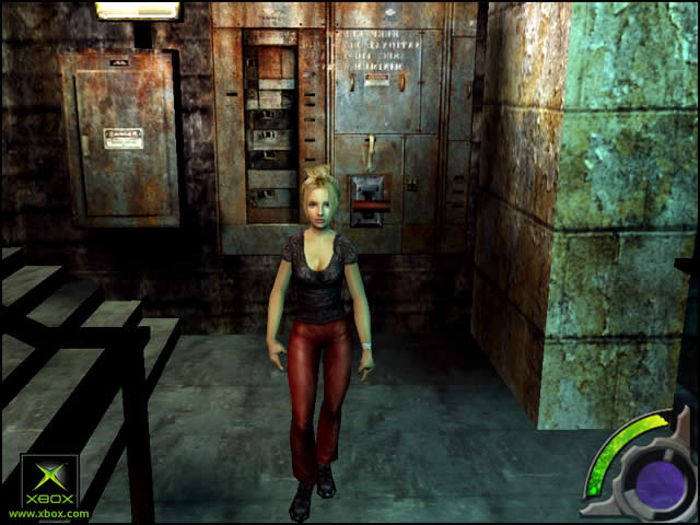 Pantallazo de Buffy the Vampire Slayer para Xbox