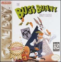 Caratula de Bugs Bunny Crazy Castle, The para Game Boy
