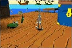 Pantallazo de Bugs Bunny Lost In Time para PC