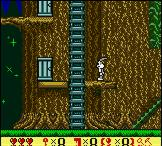 Pantallazo de Bugs Bunny in Crazy Castle 4 para Game Boy Color
