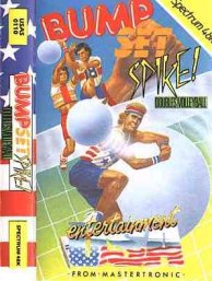 Caratula de Bump, Set, Spike! para Spectrum