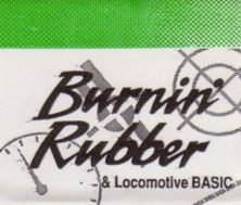 Caratula de Burnin' Rubber, Cartridge para Amstrad CPC