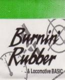 Caratula nº 7249 de Burnin' Rubber, Cartridge (222 x 189)
