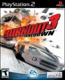 Carátula de Burnout 3: Takedown