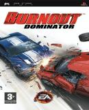 Carátula de Burnout Dominator