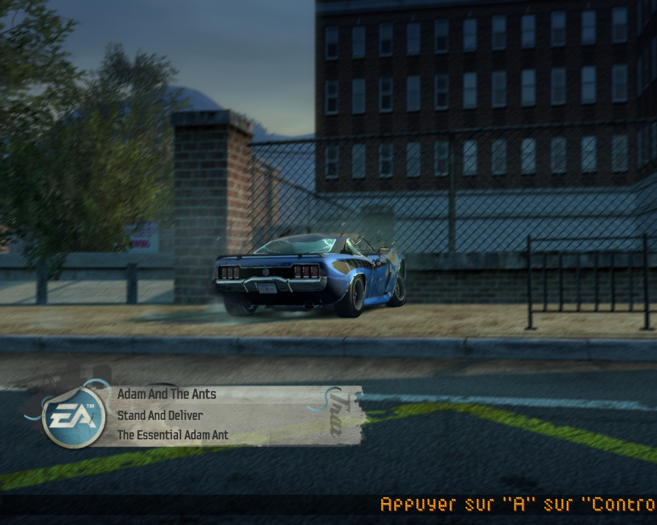 Pantallazo de Burnout Paradise: The Ultimate Box para PC