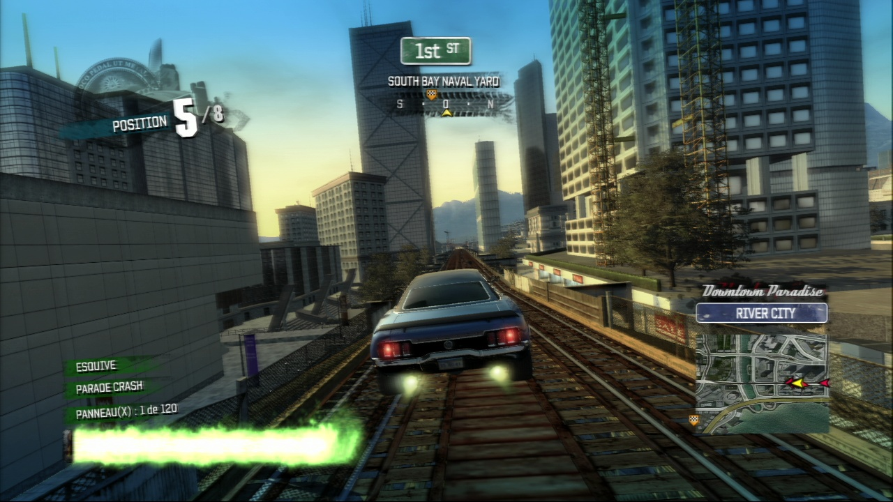 Pantallazo de Burnout Paradise: The Ultimate Box para PlayStation 3