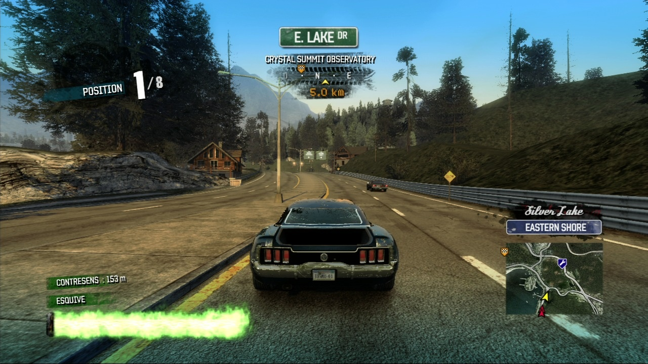 Pantallazo de Burnout Paradise: The Ultimate Box para Xbox 360