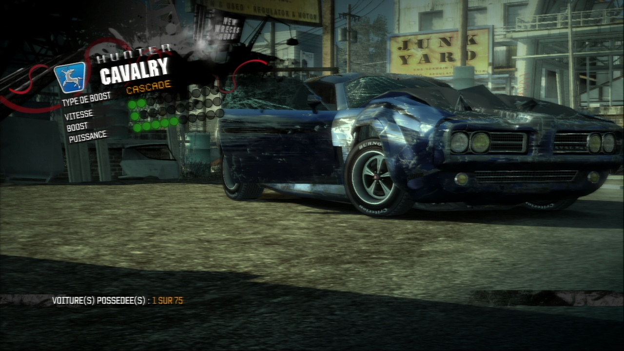 Pantallazo de Burnout Paradise para PlayStation 3