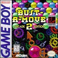 Caratula de Bust-A-Move 2: Arcade Edition para Game Boy
