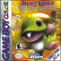 Caratula de Bust-A-Move Millennium para Game Boy Color