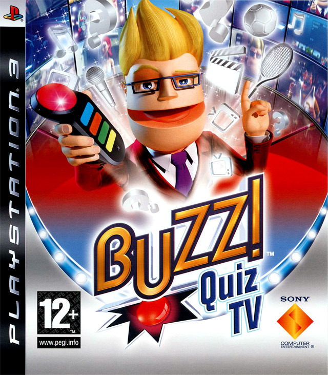 Caratula de Buzz!: El Multiconcurso para PlayStation 3