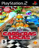 Caratula nº 133318 de Buzz! Junior: Carreras Locas (500 x 707)