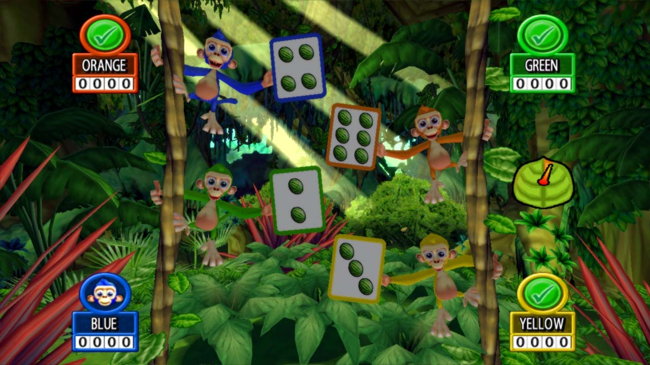 Pantallazo de Buzz! Junior: Locura en la Jungla para PlayStation 3