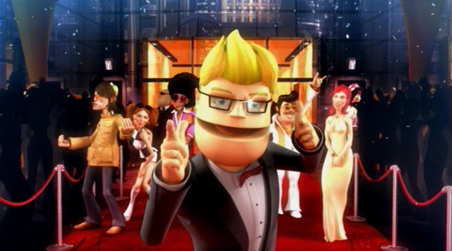 Pantallazo de Buzz! The Hollywood Quiz para PlayStation 2