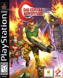 Carátula de C: The Contra Adventure