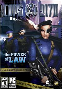 Caratula de COPS 2170: The Power of the Law para PC