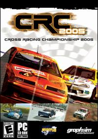 Caratula de CRC: Cross Racing Championship 2005 para PC
