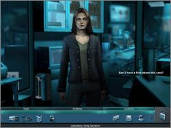 Pantallazo de CSI: Crime Scene Investigation -- Dark Motives para PC