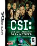 Caratula nº 110273 de CSI: Dark Motives (520 x 484)