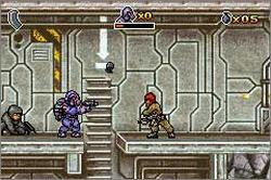 Pantallazo de CT Special Forces: Back to Hell para Game Boy Advance