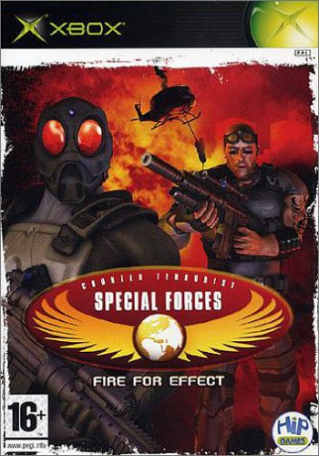 Caratula de CT Special Forces: Fire for Effect para Xbox