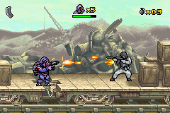 Pantallazo de CT Special Forces 3 Bioterror para Game Boy Advance