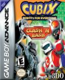 Carátula de CUBIX: Robots for Everyone -- Clash 'N Bash
