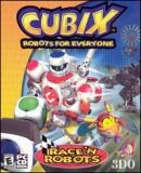 Caratula nº 56781 de CUBIX: Robots for Everyone -- Race 'N Robots (200 x 243)