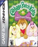 Carátula de Cabbage Patch Kids: The Patch Puppy Rescue
