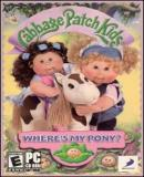 Caratula nº 72280 de Cabbage Patch Kids: Where's My Pony? (200 x 289)