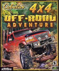 Caratula de Cabela's 4x4 Off-Road Adventure para PC
