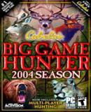 Carátula de Cabela's Big Game Hunter: 2004 Season